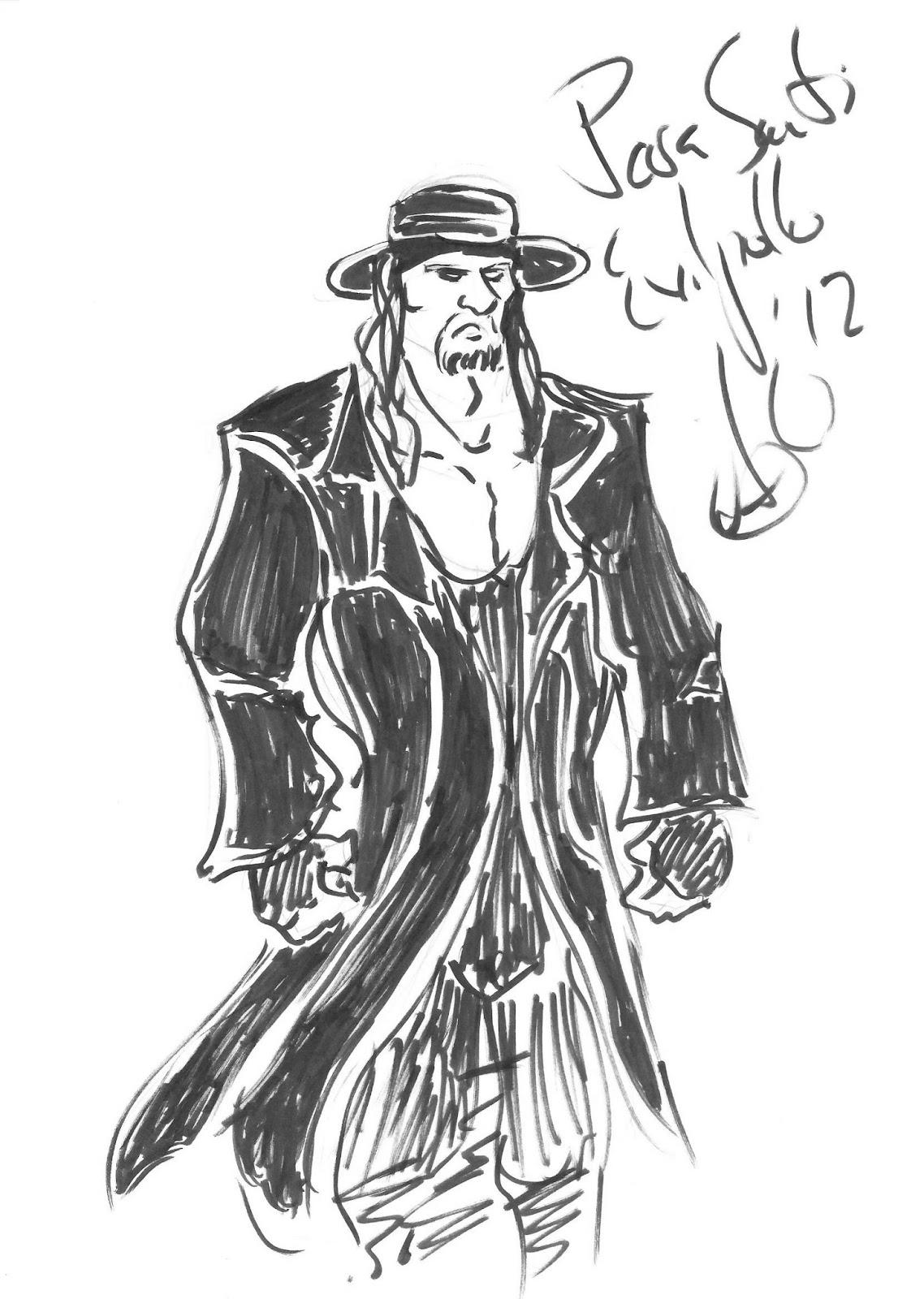 Caballero de Castilla: Homenaje a Undertaker