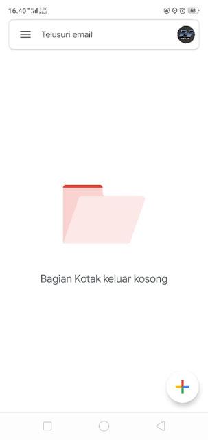 Gambar mengatasi email dalam antrian