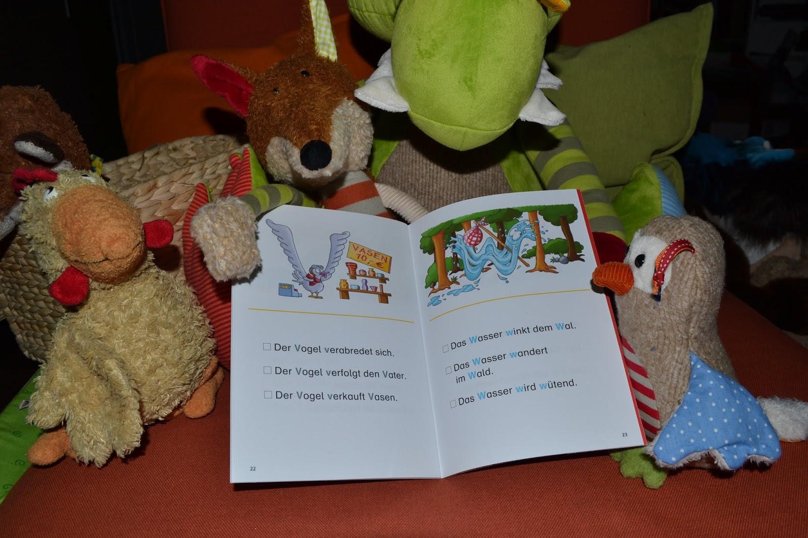 Kinderbuchkiste Die Alphas Mit Allen Sinnen Lesen Lernen