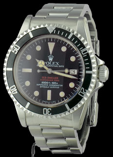 Montre Rolex Sea-Dweller Double Red Mark IV
