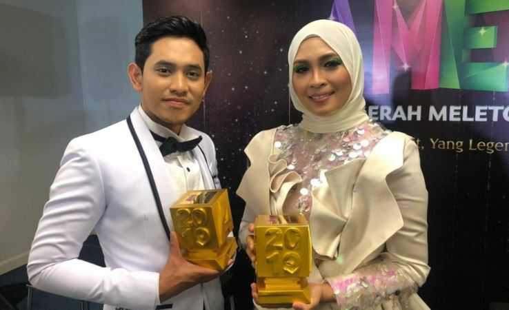 Keputusan dan senarai calon Anugerah Meletop Era AME 2019