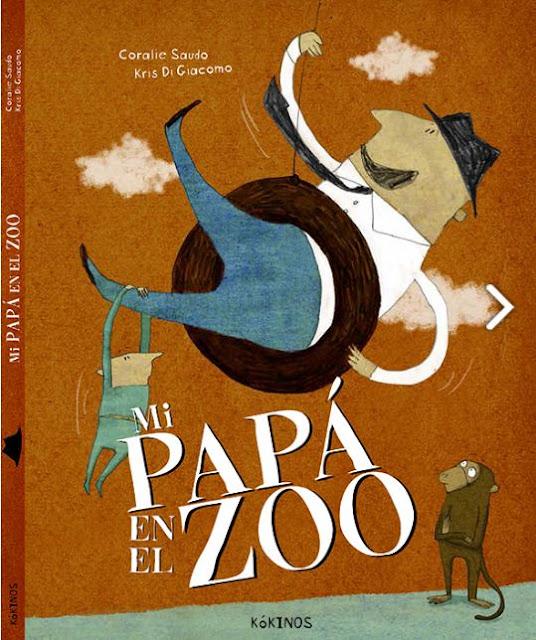 Mi papá en el zoo