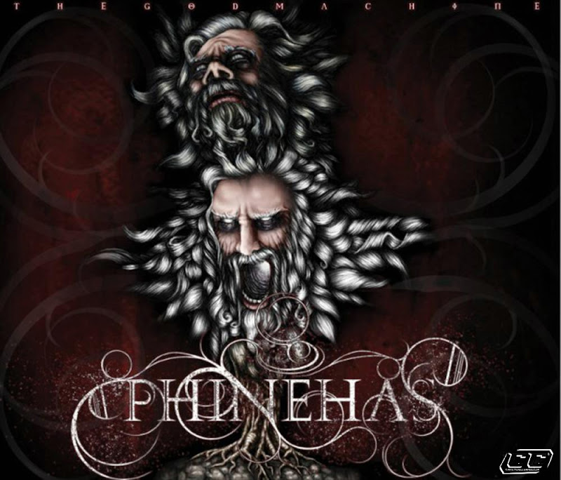 Phinehas - The God Machine 2011 English Christian Album