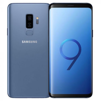 Galaxy S9 SM-G9600 Android 9 Pie Update