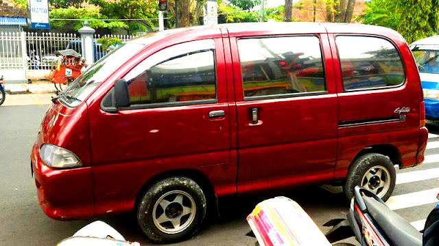 Daihatsu Zebra Espass Indonesia