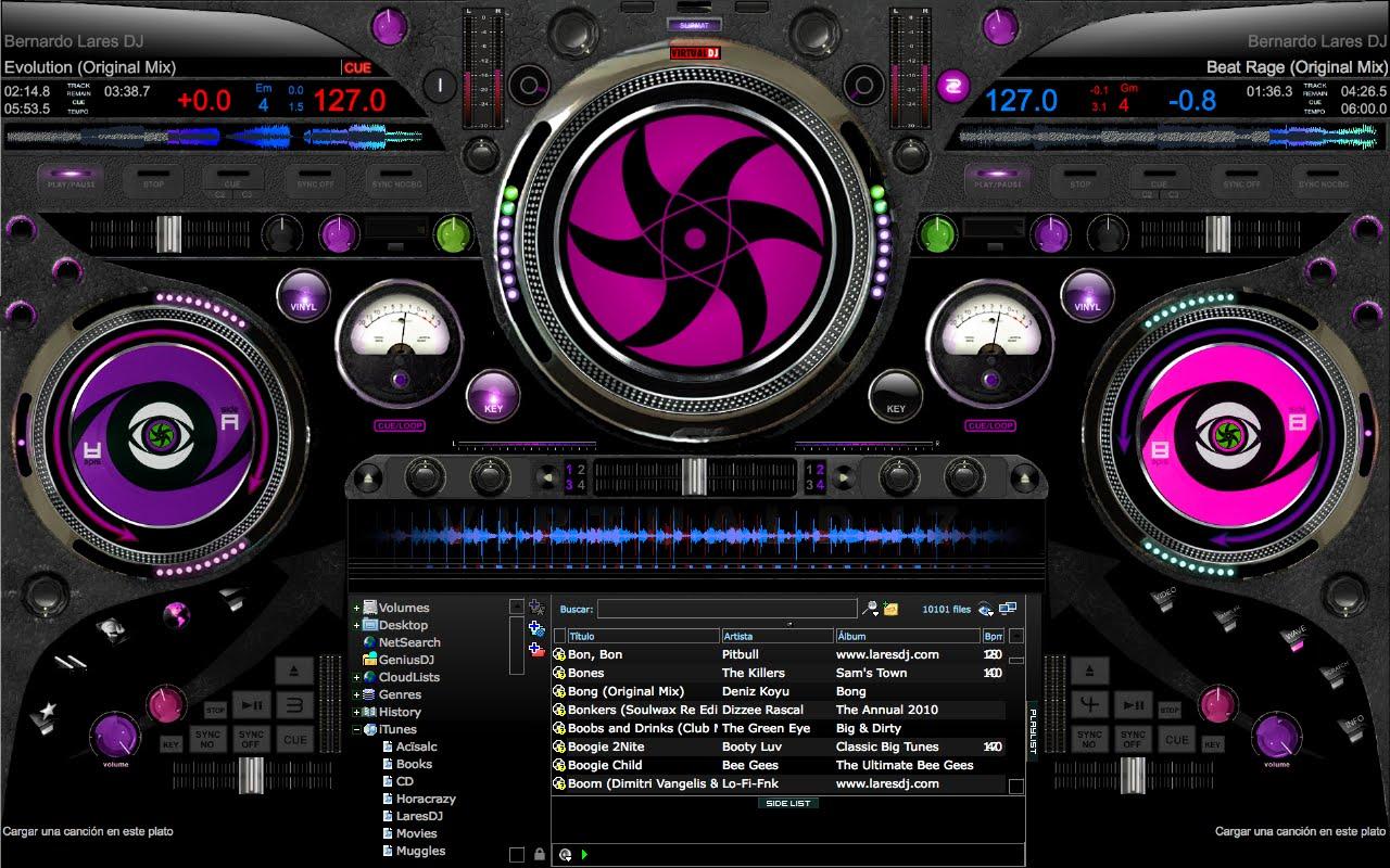 virtual dj pro 9