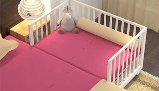 kích thước giường ngủ trẻ em