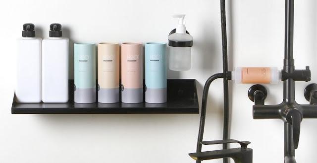 H201 Shower Filter Sesuai Untuk Kegunaan Seisi Keluarga
