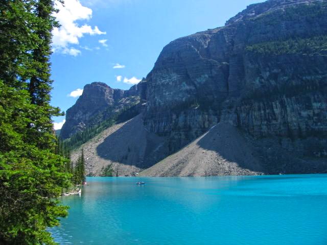 banff national park geology trip travel roadtrip geologist glacier lake mountains rocks rocdoctravel.com hiking