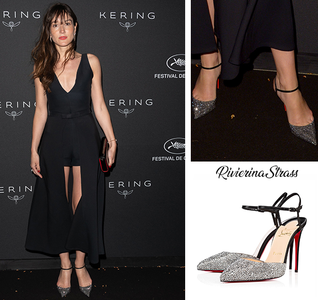 bd1bf818451 Anais Demoustier - Kering Women in Motion Awards Dinner during 71st ...