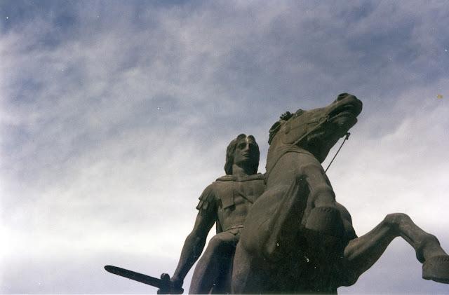 10 Ιουνίου 323 π.Χ. περνά στην αιωνιότητα ο Μέγας Αλέξανδρος - Οτιδήποτε του αρνήθηκε η θνητή φύση του, του το πρόσφερε η μεταγενέστερη ανθρωπότητα. Την Αθανασία…