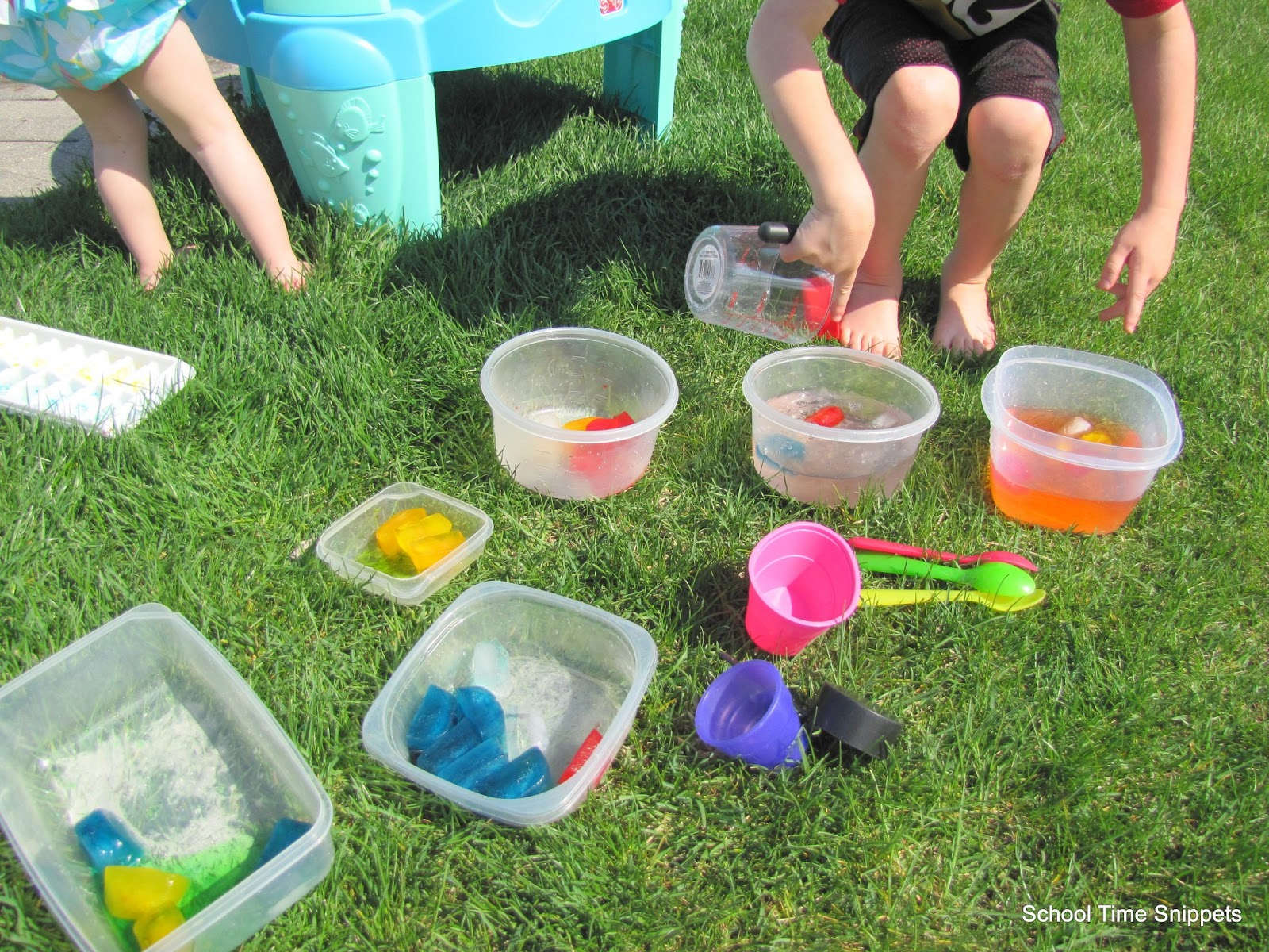 Letter M Toddler Activities | School Time Snippets