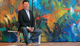 Jacanamijoy artistas plásticos Colombianos