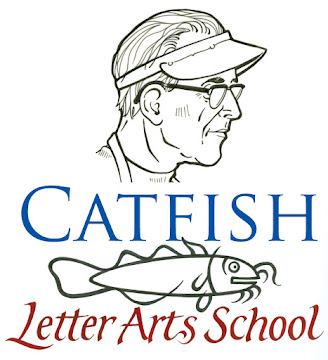 CATFISH Letter Arts School LAUNCHED!