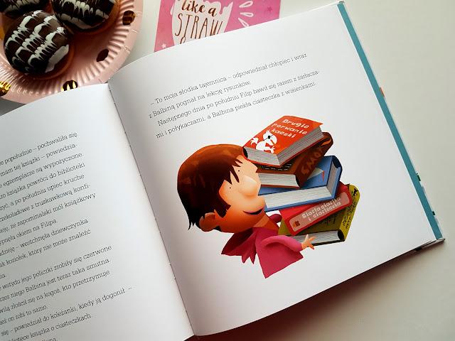 Rodzina Wafelków - Joanna Krzyżanek - Publicat - Papilon Centrum Edukacji Dziecięcej -książeczki dla dzieci - recenzja - blog rodzicielski - blog parentingowy
