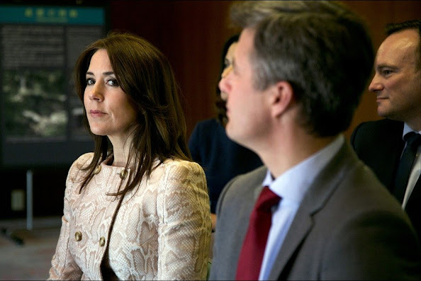Crown Princess Mary Style