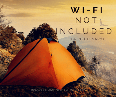 camping and wifi