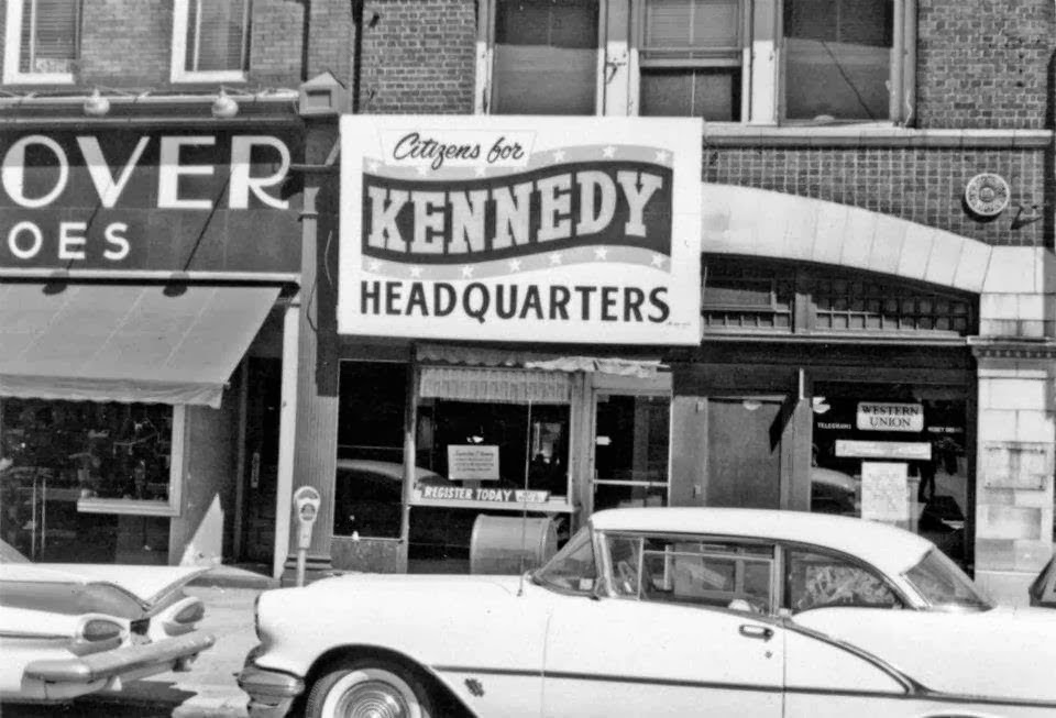 Citizens for Kennedy Headquarters