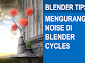 Mengurangi Noise di Blender cycles