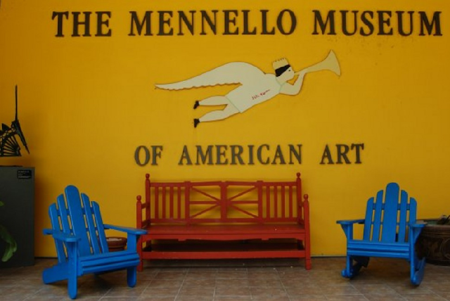 Mennello Museum of American Folk Art em Downtown Orlando