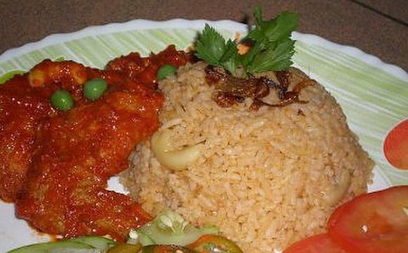 Resepi Nasi Tomato Sangat Sedap dan Simple