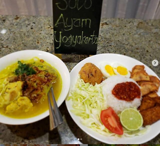 Soto Ayam Khas Yogyakarta