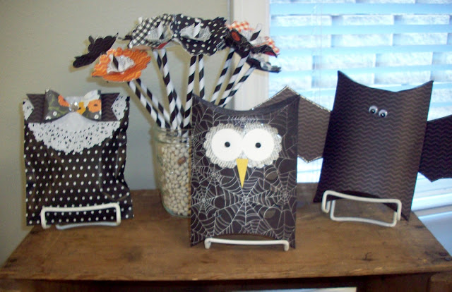 American Crafts Thirty One Halloween Line