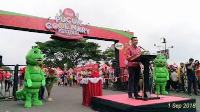 Pucuk Coolinary Festival 2018 Malang