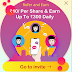 BB Clip App Earn Upto Rs.300 per Day and Per Refer Rs.10