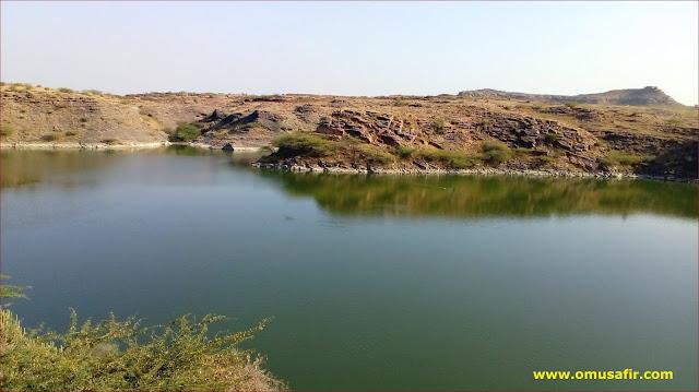 balasmand lake