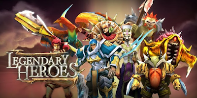 Download Legendary Heroes v2.2.3 Mod Apk