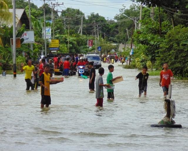 BBC 1 : Banjir Barabai Cuy