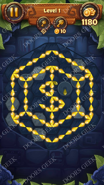 Gems & Magic [Indigo] Level 1 Solution, Walkthrough, Cheats