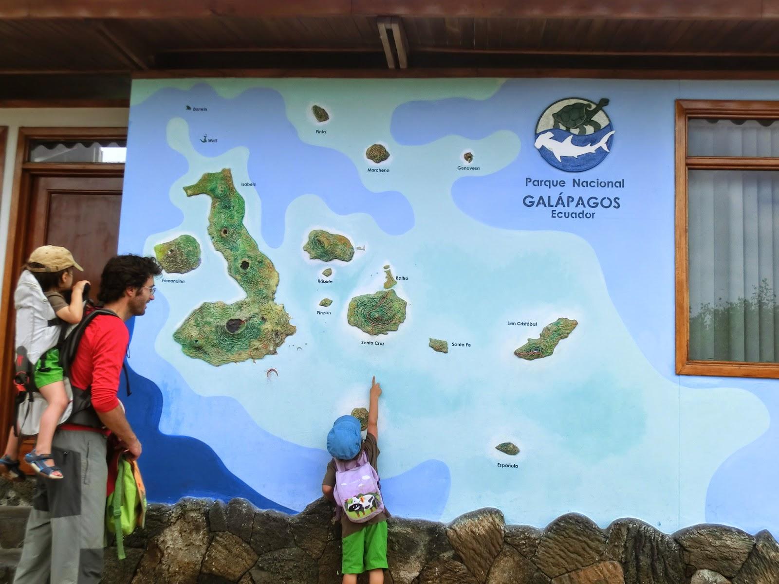 PARQUE NACIONAL GALÁPAGOS: EL PARAÍSO DE LOS NATURALISTAS