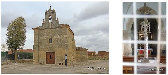 Ermita de San Isidro, Sasamón, Burgos