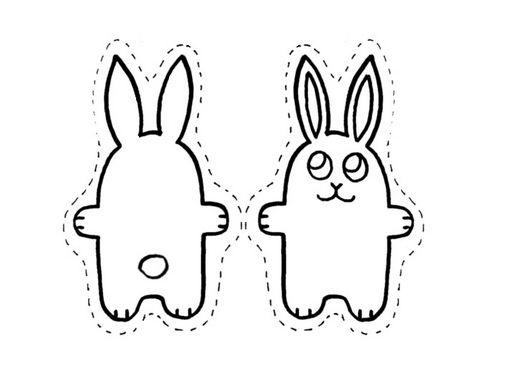 Dibujos De Marionetas Para Imprimir Y Colorear: SGBlogosfera. María José Argüeso: MARIONETAS DE ANIMALES