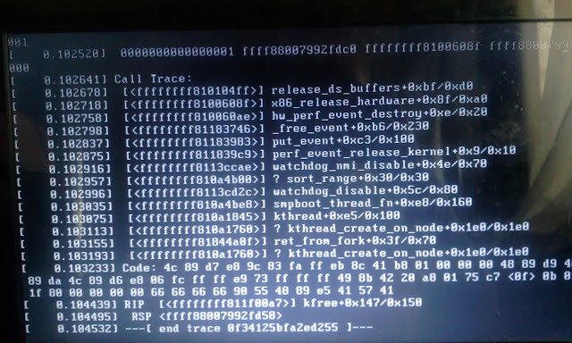 Bug Ubuntu