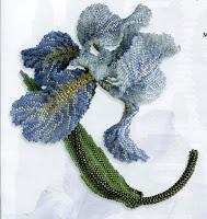 Мозаичное плетение бисером. Мастер-класс