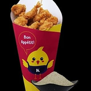 ayam krispi