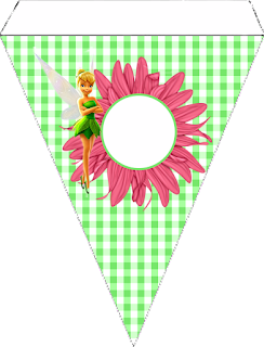 Tinker Bell Free Printable Banner.