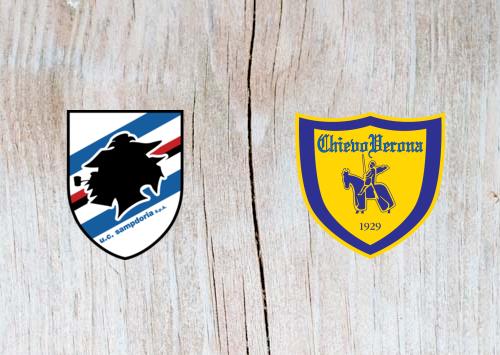 Sampdoria vs Chievo - Highlights 26 December 2018