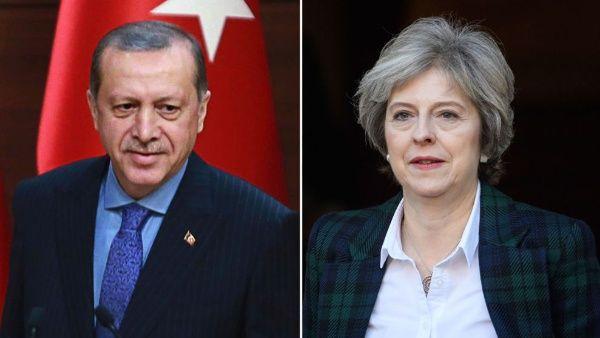 Theresa May dialogará con Erdogan sobre la lucha contra Daesh
