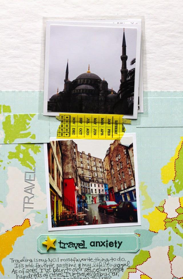 Jamie Leija Neon Birthday Card: Jamie Leija: Travel Anxiety