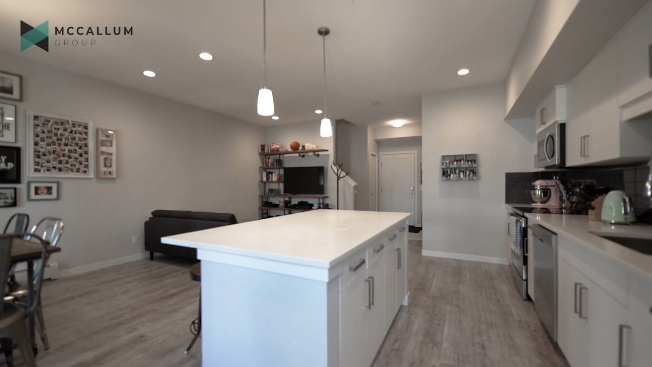 Condo Interior Design Tour vs. 216-7 Westpark Common SWCalgary, AB T3H 0C2, Canada