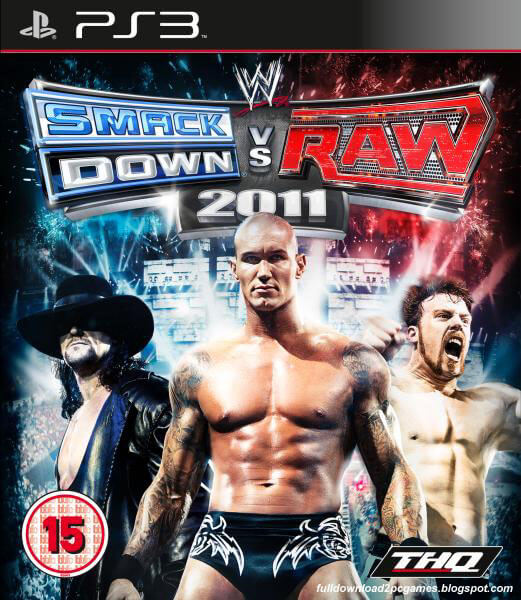 how to download wwe smackdown vs raw 2011 pc game setup