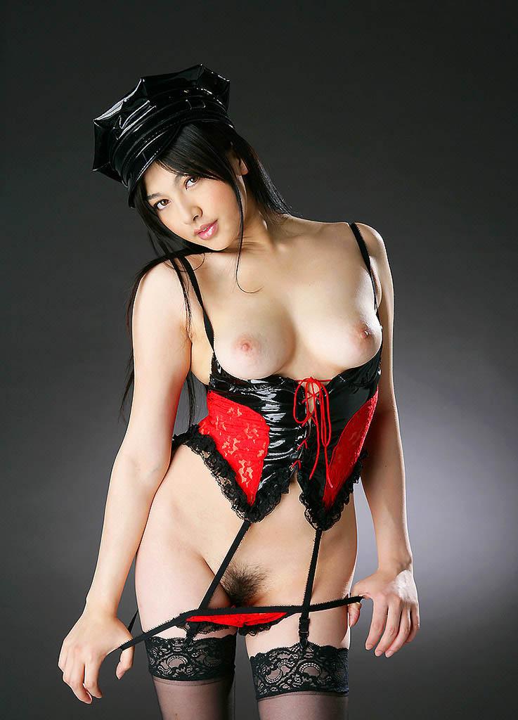 saori hara sexy topless pics 01