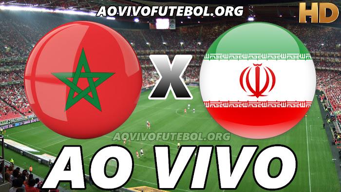 Assistir Marrocos x Irã Ao Vivo Online