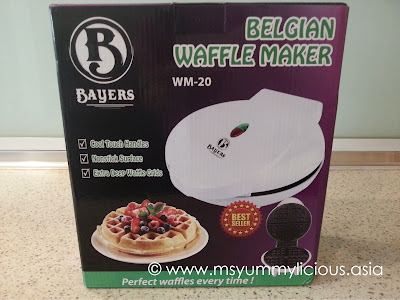 Bayers Belgian Waffle Maker Review and The Best Belgian