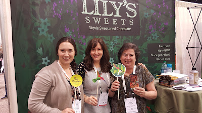 Lily's Sweets chocolate
