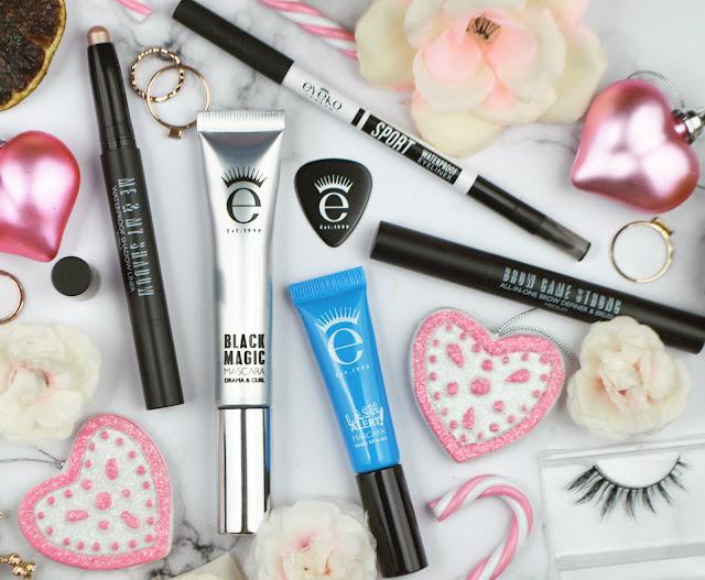 Trying Eyeko Makeup, Mascara, Eyeshadow, Eyeliner, Brow Definer for the First Time | Beauty, Lovelaughslipstick Blog